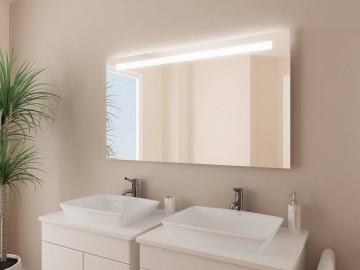 beleuchteter spiegel. Black Bedroom Furniture Sets. Home Design Ideas