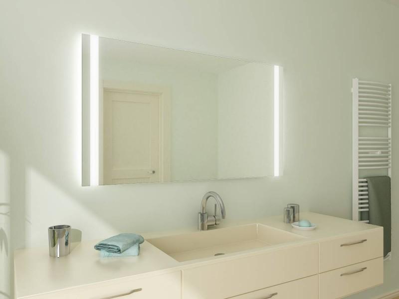 Spiegel Badezimmer Invidia