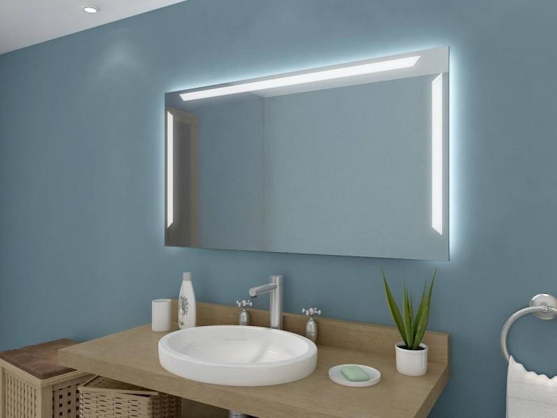Spiegel mit Licht Pablo