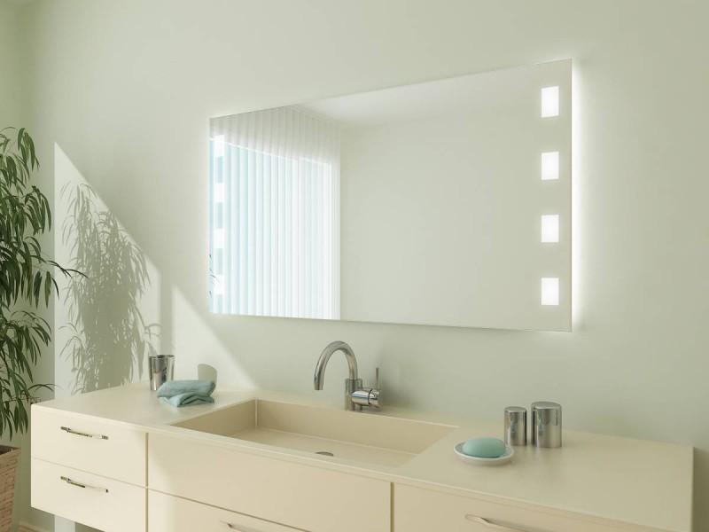 Spiegel Badezimmer F23L2V