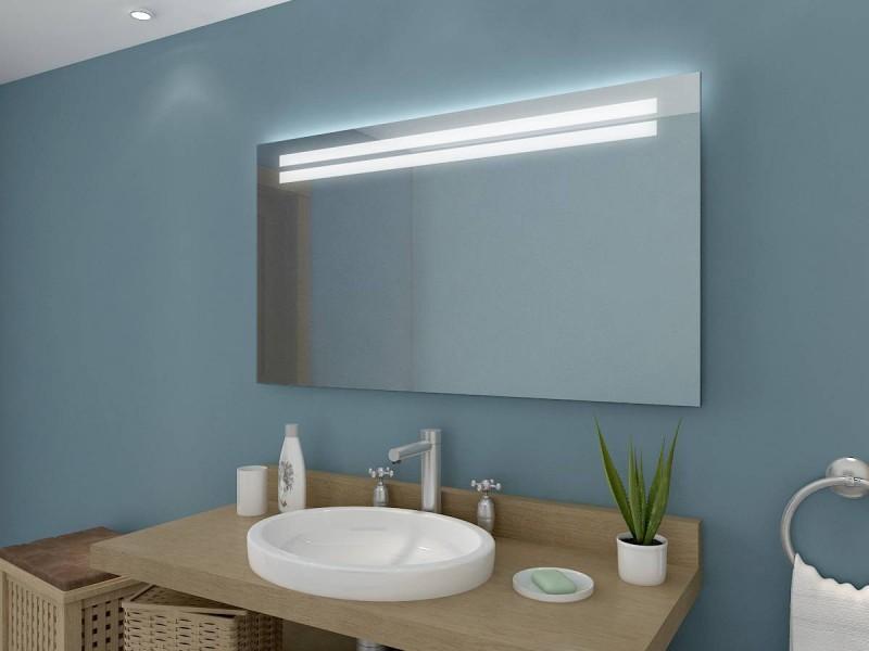 Spiegel mit Beleuchtung Nita