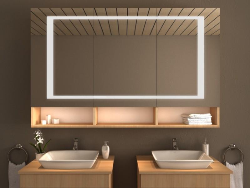 LED Spiegelschrank - Belinda