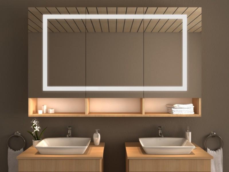 LED Spiegelschrank - Merapi
