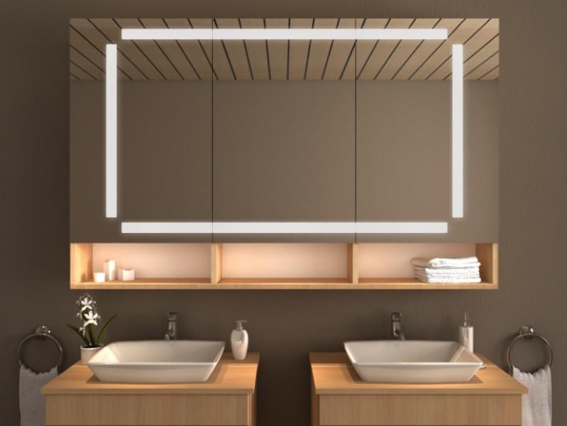 LED Spiegelschrank - Juana