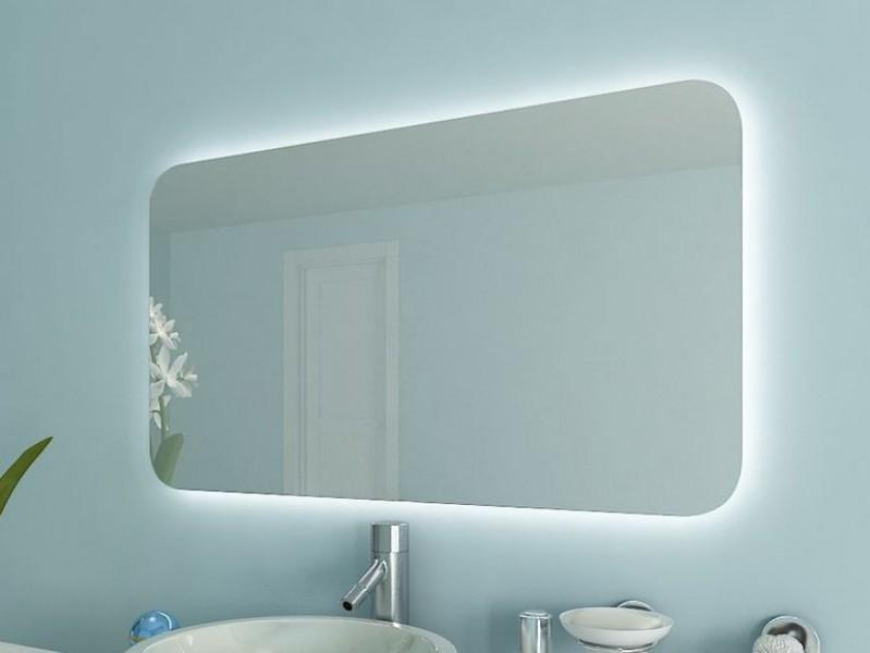 Spiegel mit runden Ecken Lilith