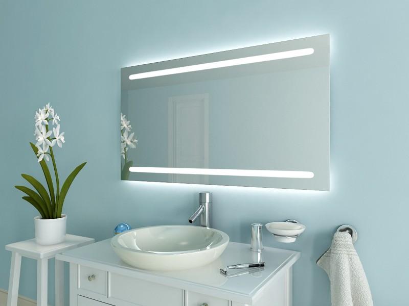 LED Badspiegel Sapporo