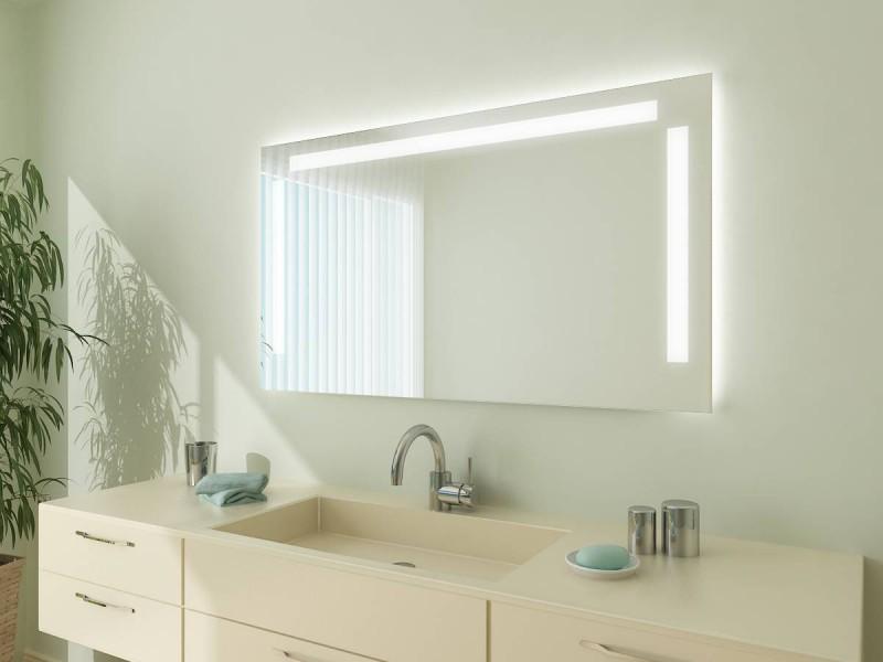 LED Badspiegel Levana
