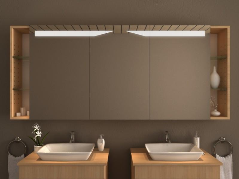 LED Spiegelschrank - Pelon