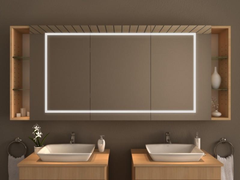 LED Spiegelschrank - Golaya