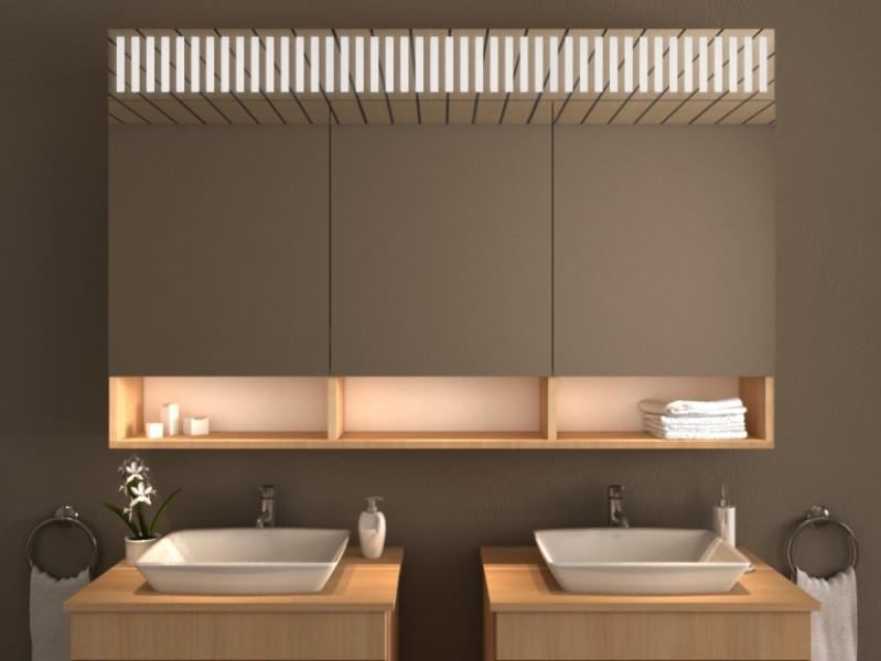 LED Spiegelschrank - Tacana