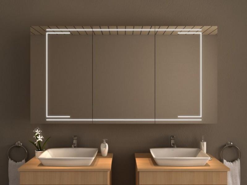 LED Spiegelschrank - Chacha