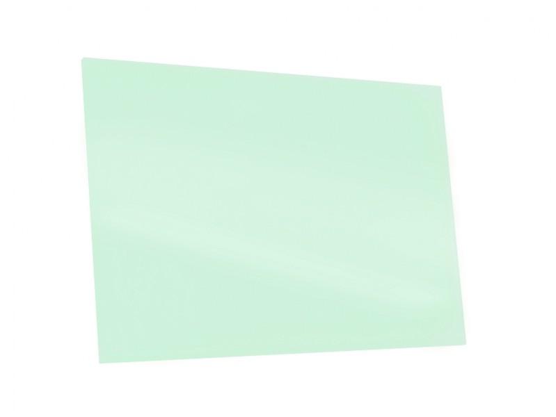 Lackiertes Glas - Mintgrün - Pastellgrün