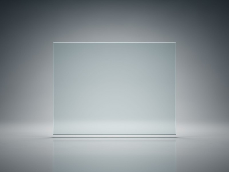 Floatglas mit 6 mm Glasstärke