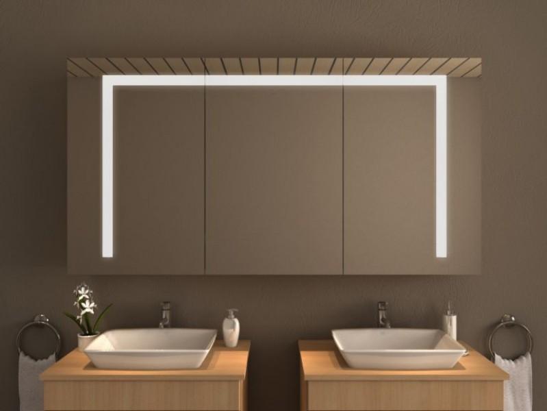 LED Spiegelschrank - Yuma