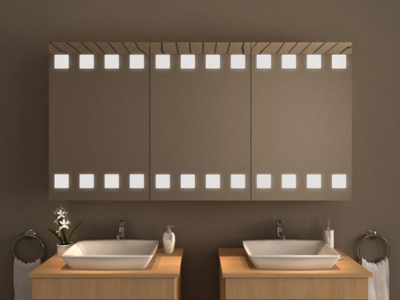 LED Spiegelschrank - Tori
