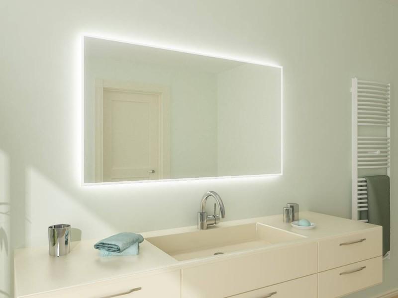 badspiegel linette. Black Bedroom Furniture Sets. Home Design Ideas