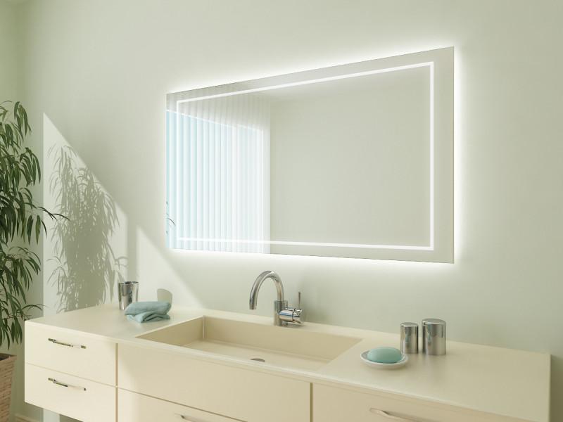 Spiegel Badezimmer Salome