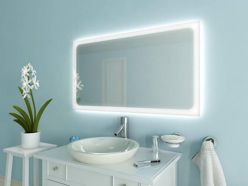Badspiegel nach Maß Aida