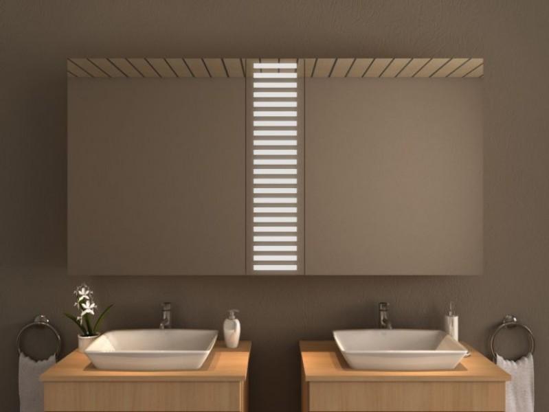 Spiegelschrank mit Beleuchtung - Twist